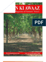 DECEMBER 2010 National Magazine of Farmers Voice