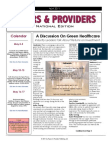 Payers & Providers National Edition, April 2011
