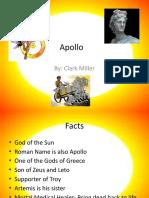 Clark's Apollo Powerpoint
