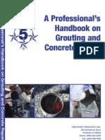 Grout Handbook