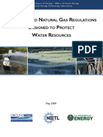 AZ - Article - State Oil and Gas Regulations Designed to Protect Water Resources
