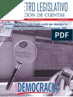 Barometro Rendicion de Cuentas 2009