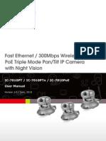 IC-7010 Series User Manual