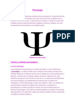 Psicologia - Valeria Patiño y Rosario Duran