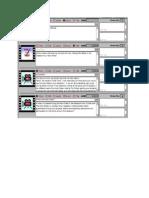 Storyboard for Digital Story