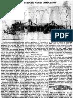 WPA Golf Course Linton Linton Daily Citizen April4 1938