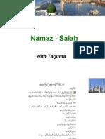 Namaz Instructions for Men/Women