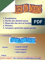 Opioid Analgesik S1