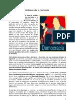 Cuando el apra enseño democracia - La Convivencia