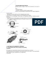 CLASIFICACIÓN DE LOS MOTORES ELÉCTRICOS