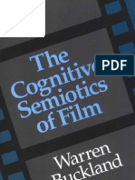 Buckland - Cognitive Semiotics of Film