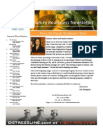 FRO Newsletter - 25 MAY 11