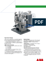 Gear Pump Single Sheet