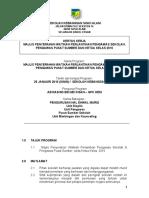 Kertas Kerja Majlis Watikah Perlantikan Pengawas 2010