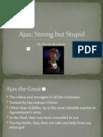 Nicole's Ajax Power Point