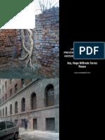 Conservacion preventiva del Patrimonio