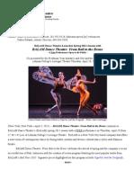 BALAM Dance Theatre