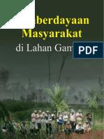 Buku Pemberdayaan Masyarakat Di Lahan Gambut