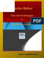 Martin Buber The Life Of Dialogue