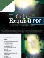 El Cadaver Exquisito PRESS Eng