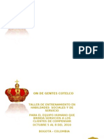 Don de Gentes Cotelco - Compensar