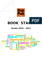 Book Stage 2010 & 2011