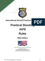 IAPS Practical Shooting 2008 Rules En