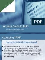 Iras Guide