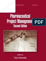 Pharmaceutical Project Management, Second Edition