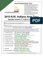 NW Indiana Solar Tour