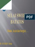 Selai Sweet Batatos