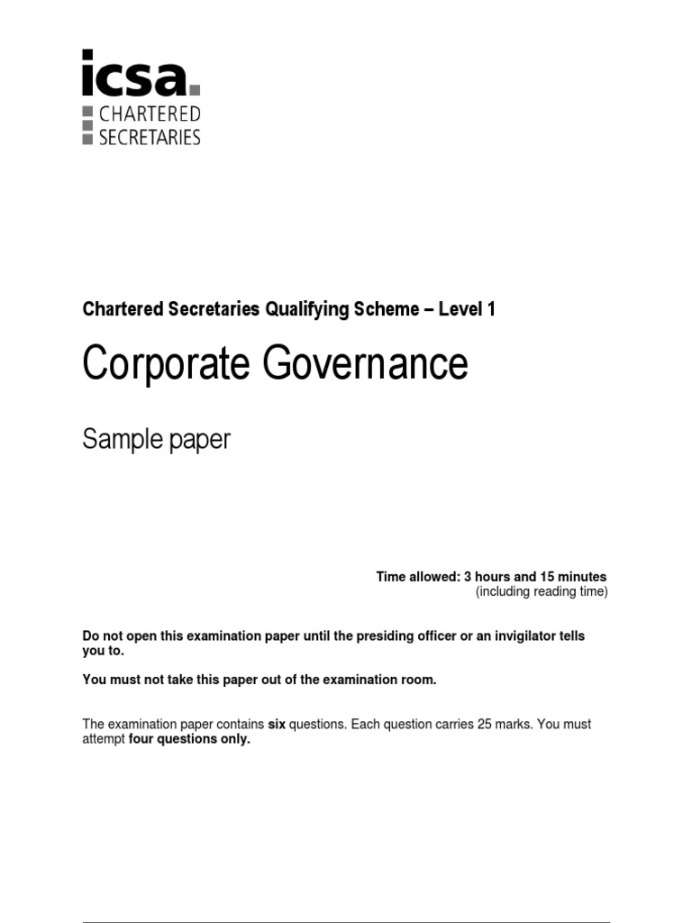 Corporate governance research paper topics project topics for statistics students