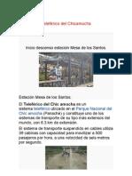 TELESFERICO  CHICAMOCHA 6-1