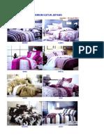 Katalog Sprei Premium 2011