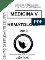 Med5-Guía Hematologia 2010