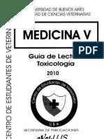 Med5-Guía Toxicologia 2010