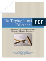 The Tipping Point in K-12 Education (Eric Su)