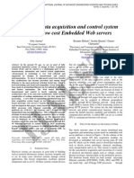 6.IJAEST Vol No 5 Issue No 1 Distributed Data Acquisition and Control System Based on Low Cost Embedded Web Servers 053 056