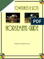 2010 Horsemens Guide CT