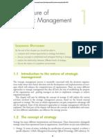 Nature and Scope Strategic Management