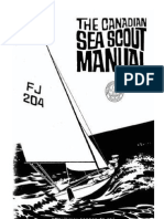Canadian Sea Scout Manual, 1967 Edition.