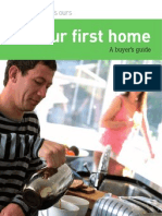 Buying a Home First Home Buyers Guide Brochure