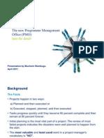 PMO Delotte Consulting Presentation