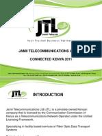 Jamii Telecommunications Limited
