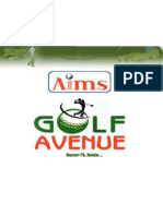 Golf Avenue Layouts