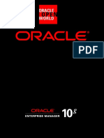 [Book] Oracle Enterprise Manager 10g Grid Control - Scalable Management for Databases, Application Servers