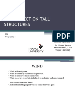 Wind Effect on Tall Structures