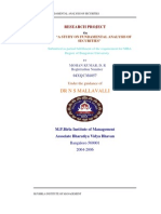 MohanKumar D R-0491-Fundamental Analysis of Securities