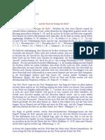 Notizen zur Offenbarung (6)