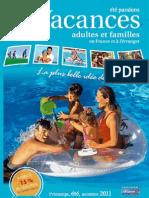 Brochure Passion Ete 2011
